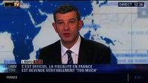"""L'Édito éco de Nicolas Doze: La fiscalité en France est devenue """"Too Much"""" - 30/01"""