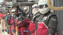 24H du Mans 2011 : la nouvelle Audi R18