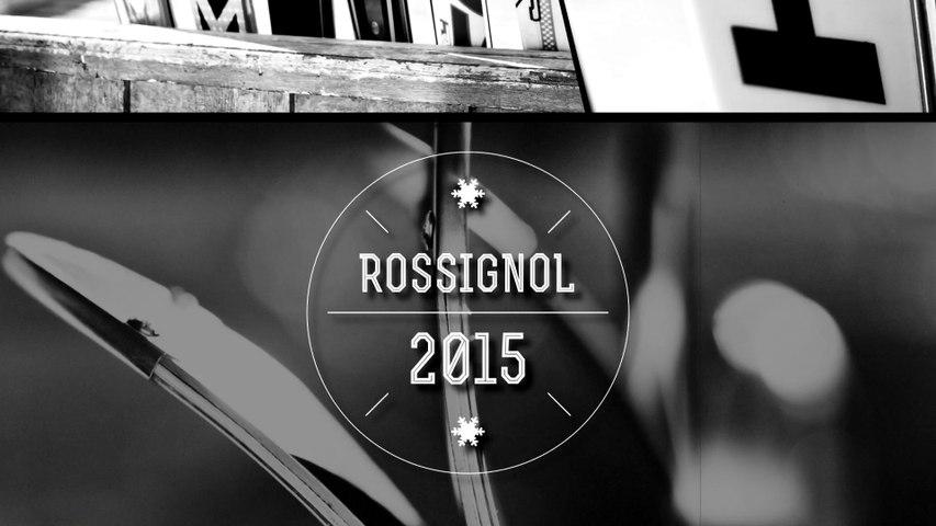 Nouveautés Ski ROSSIGNOL 2015 - skieur.com