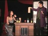 2 Extrait spectacle de magie avec Soria Ieng et Arnaud Dalaine - Bouteilles - Blois 41