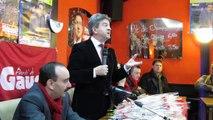 Anzin : la profession de foi de Claudio Macaluso, candidat Parti de gauche