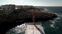 RED BULL Cliff Diving : 5 ans de sauts extrêmes et magiques! Meilleurs moments...