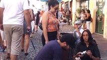 guitariste rue defensa feria