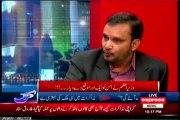 EXPRESS Kal Tak Javed Chaudhry with MQM Asif Husnain (29 Jan 2014)