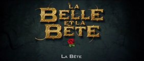 "La Belle et la Bête - Making-of ""La Bête"""