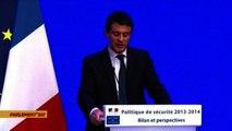 Sécurité : Manuel Valls à l'heure du bilan