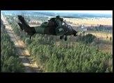 Armée de Terre Française - Helicoptère : Le Tigre