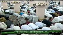 30th January 2014 Madeenah Fajr led by Sheikh Budayr