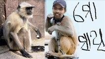 natraj behera ranji cricketer orissa cricket team  monkey man (13)