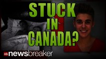 STUCK IN CANADA?: Justin Bieber Surrenders in Toronto As Petition for Deportation Reaches 100,000
