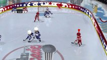 3 on 3 NHL Arcade Gameplay HD (Xbox 360) XBLA
