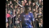 Oldham Athletic v Man Utd FA Cup 1990 First Half
