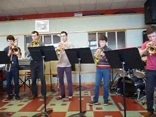 Trompettes et Trombones