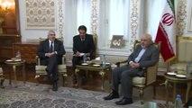 Casini - In missione in Iran incontra il ministro degli Esteri Mohammad Javad Zarif (07.01.14)