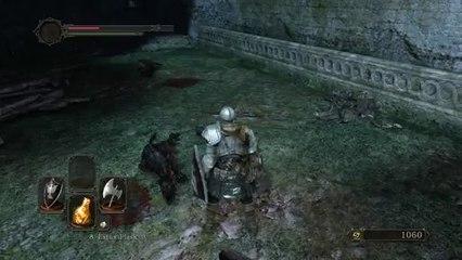 Battle Gameplay #3 de Dark Souls 2