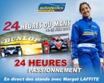24H du mans - La nuit s'installe sur le Mans