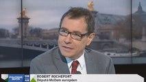 Politique Matin : -Jean-Marc Germain, député socialiste des Hauts-de-Seine et Robert Rochefort, député européen, groupe Alliance des démocrates et des libéraux pour l'Europe