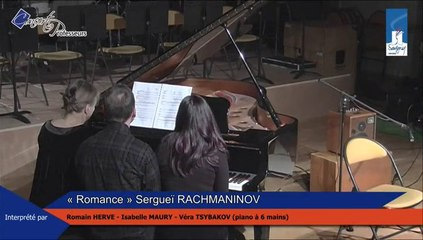 Romance - Sergueï RACHMANINOV