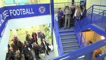 Le District du Val d'Oise de Football - Inauguration 11 janvier 2014