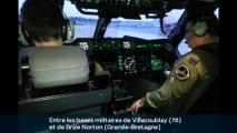 A bord de l'A400M, le nouvel avion militaire d'Airbus