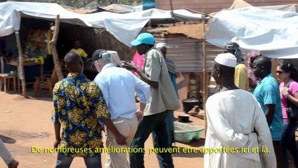 République centrafricaine : la situation est urgente