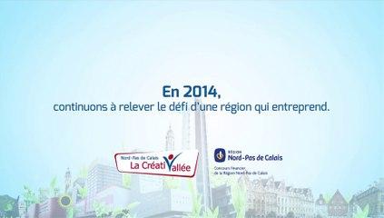 VOEUX CRÉATIVALLÉE 2014