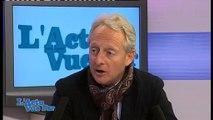 L'Actu Vue Par les Entrepreneurs - Jean-François YVON (CGPME) Sarthe - 30/01/2014