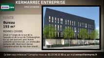 A vendre - Bureaux - RENNES (35000) - 193m²