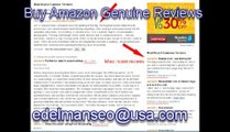 Buy Amazon Reviews : Buying reviews for your Amazon products has many benefits