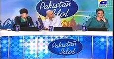 Pakistan Idol Funny Auditions Multan - Pakistan Idol Funny Moments in Multan Auditions