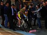 """Robert Marchand: le centenaire qui a battu son record de l'heure à vélo est """"très content""""  - 31/01"""