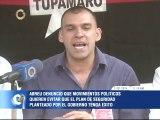 Movimiento Tupamaro: Movimientos políticos quieren evitar que planes de seguridad tengan éxito