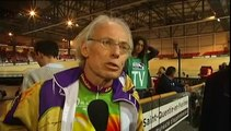 Robert Marchand, 102 ans, bat son propre record de cyclisme