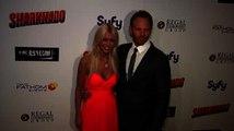 Tara Reid and Ian Ziering Brace for Sharknado 2