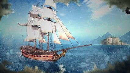 Assassin's Creed Pirates Oynanış Videosu 1080P