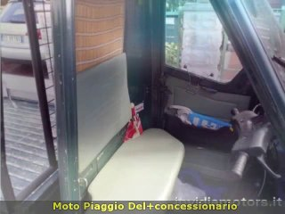 PIAGGIO Ape 50 Catalyzed Accessoriato