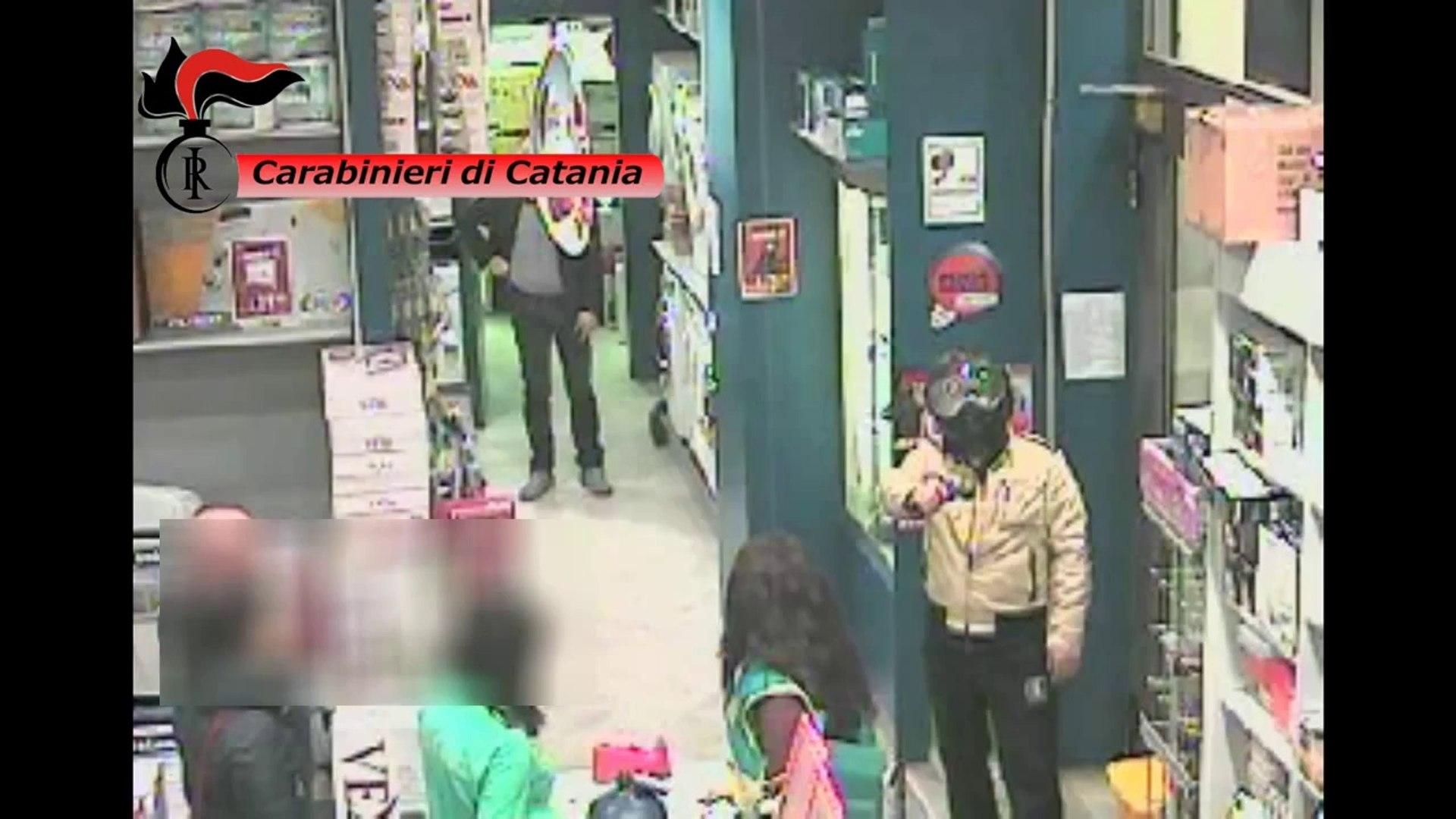 Giarre (CT) - Evade dai domiciliari per una rapina, arrestato (16.12.13)