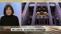 SNC-Lavalin: accusations criminelles