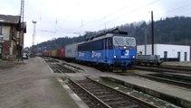 Lokomotiva 363 514-1 - Ústí nad Orlicí, 1.2.2014 HD