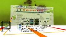 Móviles Libres Baratos - Comprar Móviles WIFI Libres - Tienda de Móviles | MovilesDroid.net