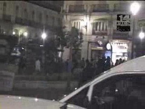 Violence in Spain