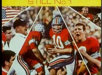 College Football Legends-Michigan vs Ohio State