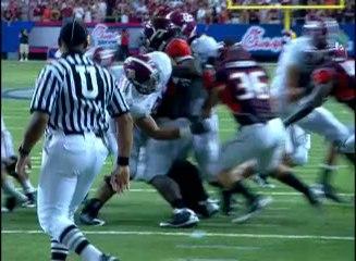 College Football Legends-Auburn vs Alabama