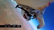 Le saut de Felix Baumgartner depuis la stratosphère tel qu'il l'a vécu