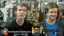 The WAN Show: Backlit Cherry Switches, Amazon Drones  and GUEST Barnacules - Dec 7, 2013