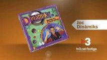 """TV3 - Calendari de TV3 - Joc de """"Dinamiks"""" - Joc de TV3- - """"La botiga de TV3"""" dóna joc"""
