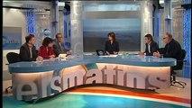 TV3 - Els Matins - Tertúlia del 20/01/14 (part 2). Tertúlia amb diputats catalans al Congrés.