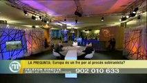 TV3 - Els Matins - Tertúlia amb els eurodiputats catalans des de Brusel·les