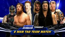 Christian vs. Jack Swagger, Elimination Chamber qualifying match, SmackDown, 01-31-14