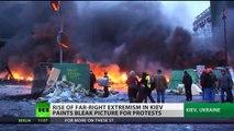 Ukraine Turmoil: Far-right radicals on the rise amid violence in Kiev